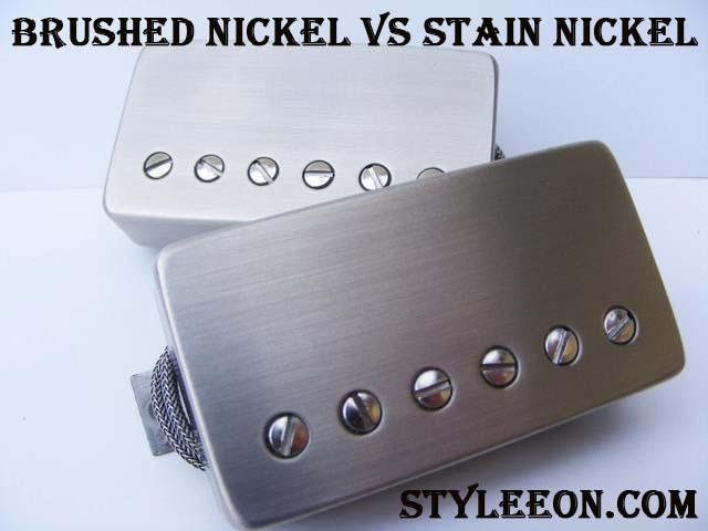 Brushed Nickel Vs Satin Nickel