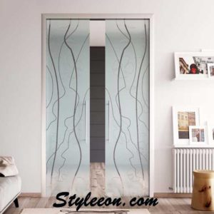 Impressive Glass Doors Covering Ideas