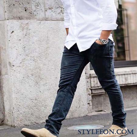 How To Taper Jeans For Perfect Fitting In Style? | Styleeon