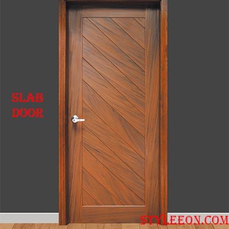 Slab Door   Styleeon   Fashion