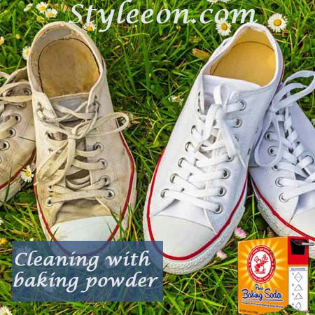Cleaning With Baking Powder