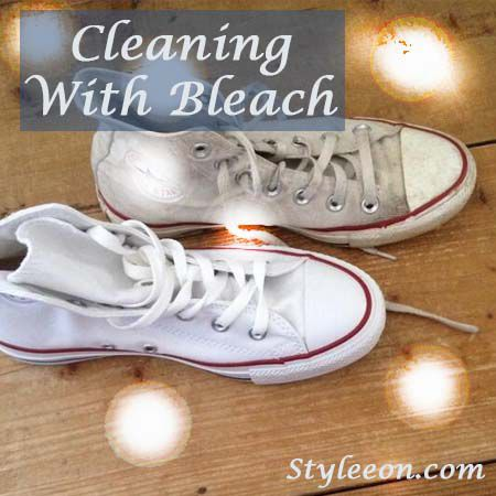 Cleaning With Bleach-styleeon