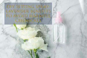 DIY setting spray - Styleeon - Fashion -