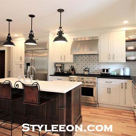 Focus on kitchen cabinets - Kitchen Decor - Styleeon