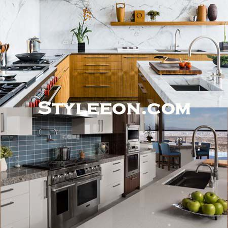 Importance And Advantages Of A Modern Kitchen - Kitchen Decor - Styleeon