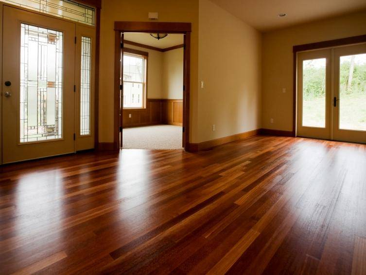 Wooding the Floor (Home improvement ideas)