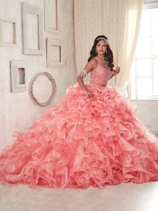 Two-Piece Quinceanera Dresses