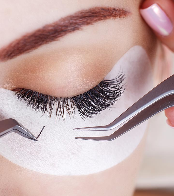 Eyelash extension: