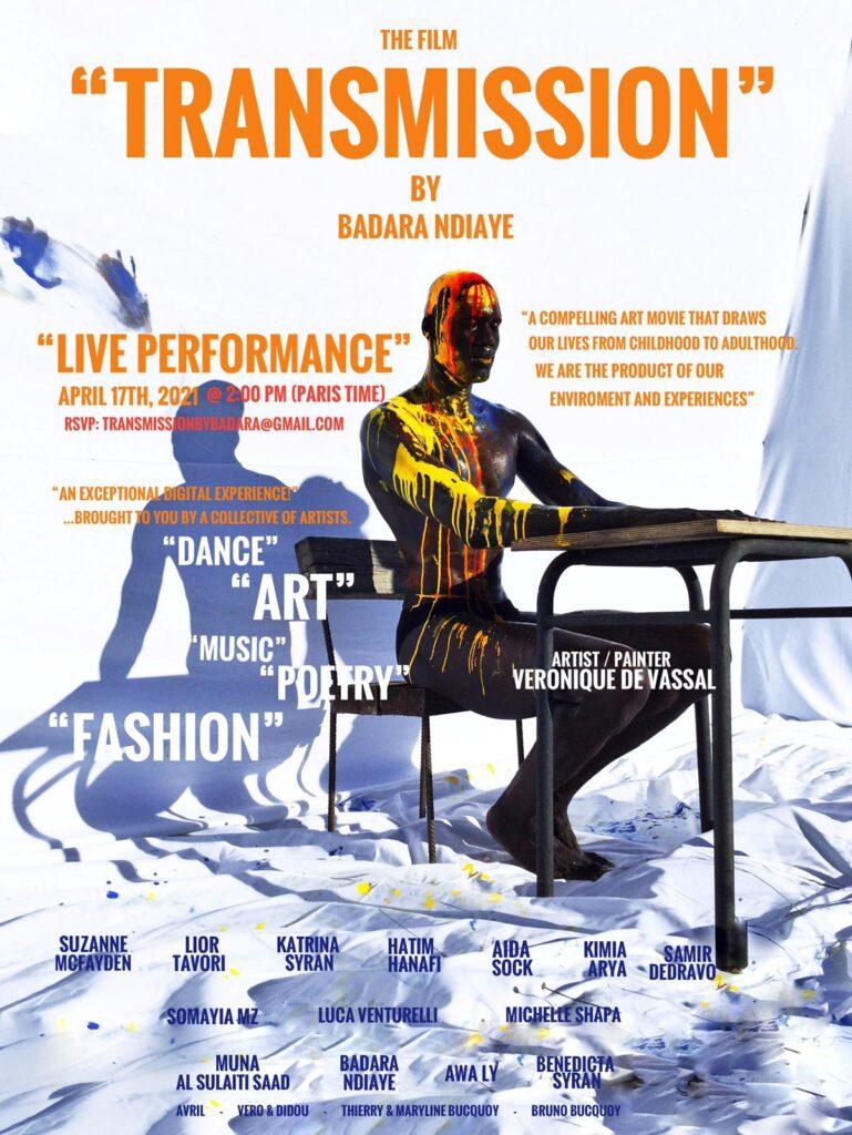 """TRANSMISSION"" is Badara Ndiaye's passion project"
